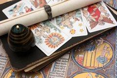 Tarotkarten - Kartenlegen